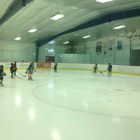 Photo taken at Raleigh Center Ice by Adam S. on 4/21/2013