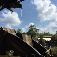 Photo taken at Silver River Flume by Gamze U. on 9/12/2016