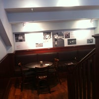 Photo taken at The Cafè At Craven Cottage by Michael B. on 8/10/2013