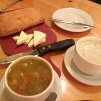 Photo taken at Olivia's Café by Pamela R. on 12/7/2012