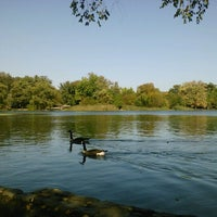 Photo taken at Prospect Park Loop by alex v. on 10/20/2012