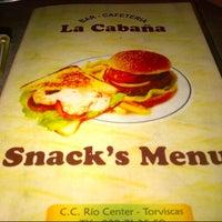 Photo taken at La Cabaña by Harry V. on 12/30/2012