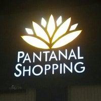 Photo taken at Pantanal Shopping by Rosani R. on 2/17/2013