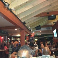 Photo taken at Stevie's Creole Cafe & Bar by Joey on 9/16/2012