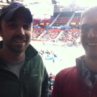 Photo taken at Oklahoma City Barons Hockey by Madison F. on 12/16/2012