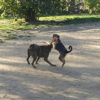 Photo taken at Ward Acres Dog Run by Ed on 5/5/2013