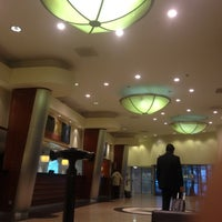 Photo taken at Holiday Inn London - Kensington Forum by SuJa A. on 11/5/2012