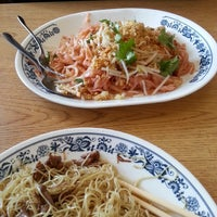 Photo taken at Wah Kee Noodle Restaurant by Amber B. on 3/30/2014