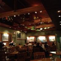 Photo taken at Irregardless Cafe by Hilary L. on 11/9/2012