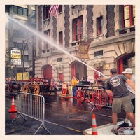 Photo taken at New York City Fire Museum by Patrick C. on 9/22/2012