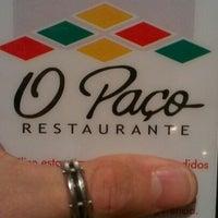 Photo taken at O Paço by Roni M. on 10/21/2012