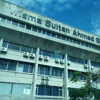 Photo taken at Wisma UNITEN Kampus Sultan Haji Ahmad Shah by syazana on 7/25/2016