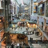 Photo taken at CF Toronto Eaton Centre by Thomas B. on 9/20/2012