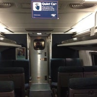 Photo taken at Amtrak Train #94 by Browncoko🌹✨🌹 on 10/3/2012