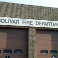 Photo taken at Bolivar Fire Dept., Inc. by James B. on 5/29/2013