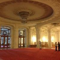 Photo taken at Palatul Parlamentului by Norbi G. on 9/22/2012