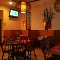 Photo taken at IndoQuest Resturaunt by Eric L. on 2/25/2013