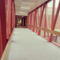 Photo taken at Waukesha County Technical College (WCTC) by kaytie &. on 4/9/2013