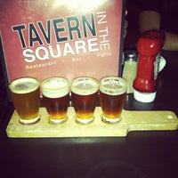 Photo taken at Tavern in the Square by Simone L. on 9/22/2012
