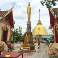Photo taken at Wat Luang Por Opasee by Mew T. on 8/6/2016