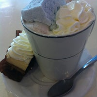 Photo taken at Sugar Bakery + Cafe by Mo F. on 4/1/2013