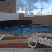 Photo taken at Pituba Sol Shopping e Flat by JR S. on 2/6/2013