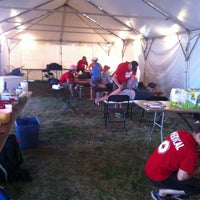 Photo taken at Twin Cities 3-day Camp by Jake S. on 8/23/2013