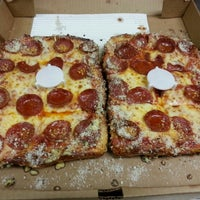 Photo taken at Jaspare's Pizza & Fine Italian Foods by Kevin R. on 7/1/2013