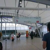 Photo taken at Brisbane Airport (BNE) by SYaZaMaRTiN on 11/21/2012