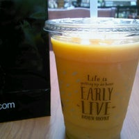 Photo taken at Caribou Coffee by Roberta M. on 5/25/2013