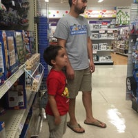 """Photo taken at Toys""""R""""Us by TEC I. on 9/9/2016"""