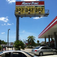 Photo taken at Race Trac by TEC I. on 5/27/2013
