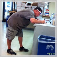 Photo taken at U.S. Post Office Interbay Station by TEC I. on 4/10/2015