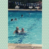 Photo taken at South Shore Swim Club by Erin M. on 8/2/2015