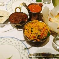 Photo taken at Rangoli India Restaurant by Sally H. on 6/8/2016
