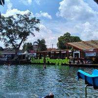 Photo taken at Umbul Ponggok by Budi W. on 5/3/2016