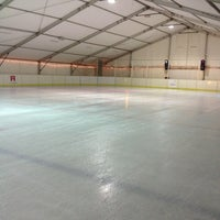Photo taken at Ice Arena by Xanthippie P. on 1/11/2013