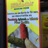 Photo taken at Filiberto's Mexican Food by IngenieroDavid on 7/22/2015