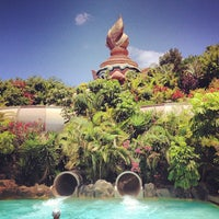 Photo taken at Siam Park by Alexandr U. on 6/7/2013