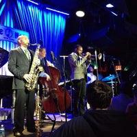 Photo taken at Blue Note by Jeff M. on 11/12/2012