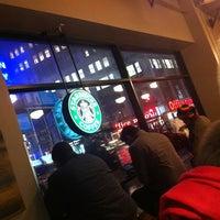 Photo taken at Starbucks by Emmy F. on 3/8/2013