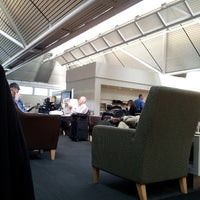 Photo taken at United Club by Stacey C. on 3/13/2013