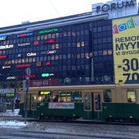 Photo taken at Kauppakeskus Forum by Станислав О. on 2/8/2013