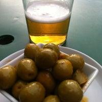 Photo taken at Txispas Bar by Iñaki S. on 12/24/2012