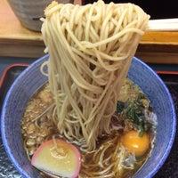 Photo taken at 小諸そば 九段下店 by ryutokuichi on 9/11/2014