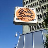 Photo taken at Brite Spot Family Restaurant by Pete K. on 2/26/2013