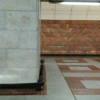 Photo taken at Metro =B= Anděl by Miroslav M. on 5/21/2016
