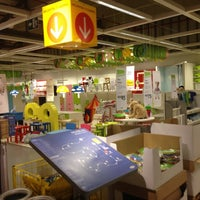 Photo taken at IKEA by IVAN O. on 12/10/2012