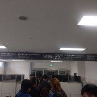 Photo taken at 大阪港国際フェリーターミナル by M on 4/11/2014