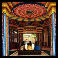 Photo taken at Temple tamoul by Alexandra M. on 2/4/2014